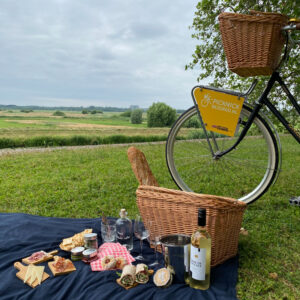 Luxe picknickmand laten bezorgen